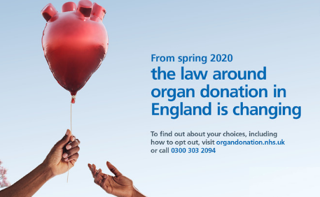 Organ donation EXT