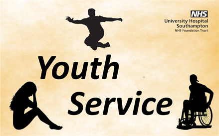 Youth Service updated logo.