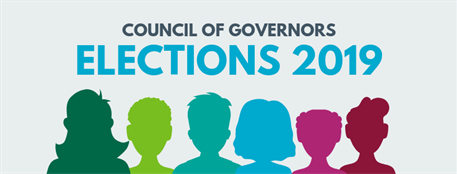 Council of Governors election banner