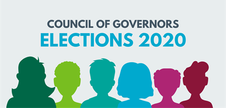 Council of governors election banner 2020