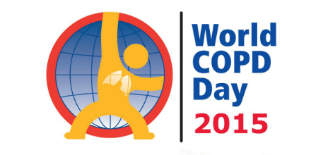 World COPD day 2015 logo