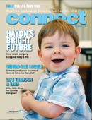 Connect Issue 14 front cover
