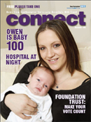 Connect Issue 18 front cover