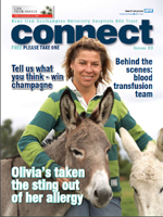 Issue 23 of Connect magazine