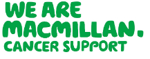 We are Macmillan logo