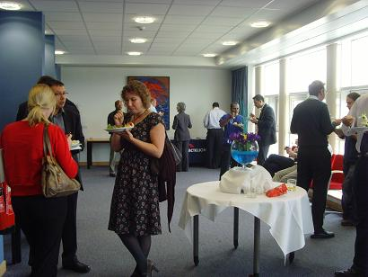 Networking opportunities at ACHD network meeting