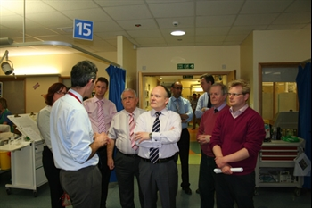 Councillors in PICU