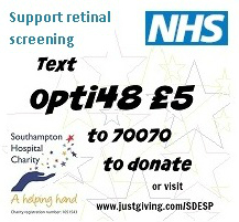 Retinal screening banner