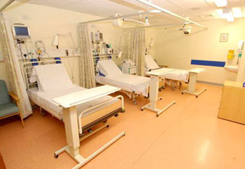 Labour ward - induction room