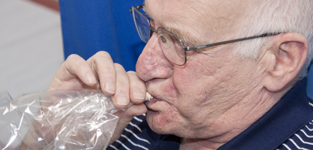 Steroids increase vulnerability to lung infection