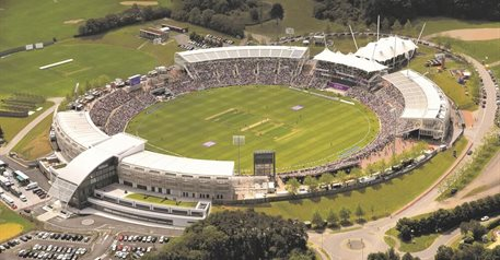 Ageas Bowl Venue - Hampshire Cricket