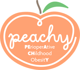 PEACHY - full logo