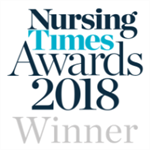 NTAwards 2018 - winner badge