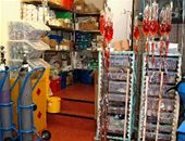 stores:picture of store in clinical skills